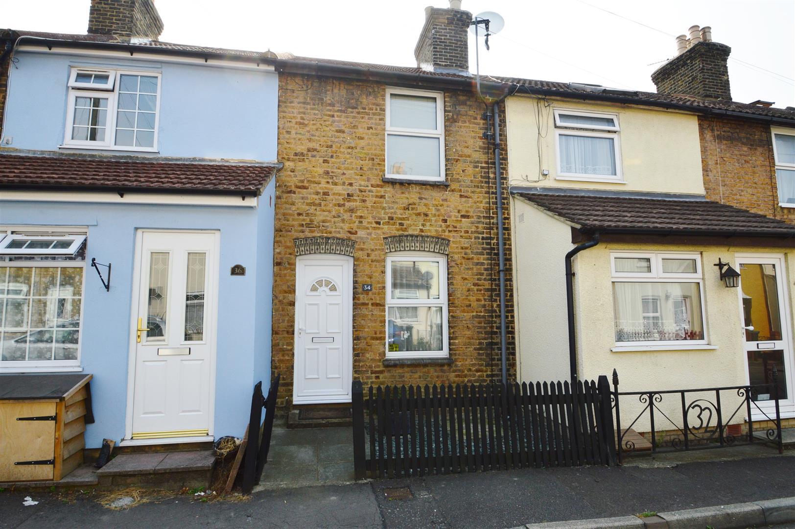 2 Bedrooms Terraced House for sale in Belgrave Street, Eccles